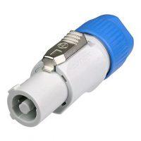 powercon grijs neutrik kabeldeel