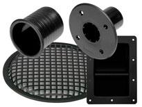Speaker materiaal