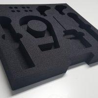 Foam lade inlays